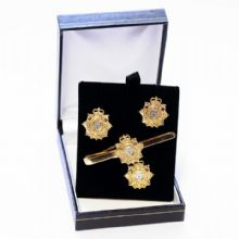Royal Logistic Corps - Cufflinks, Tie Slide or Boxed Set from